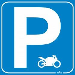 Placa Sinal Parque...